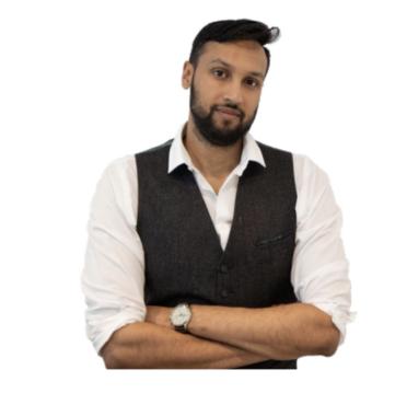 Faheem Ahmed ready for consultation